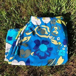 Liz Lange Maternity nylon and spandex skirt